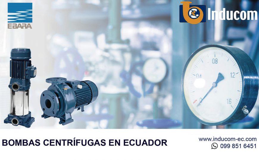 Bombas Centrifugas en Ecuador