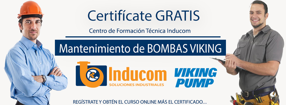 Certificacion en Bombas Viking en Ecuador