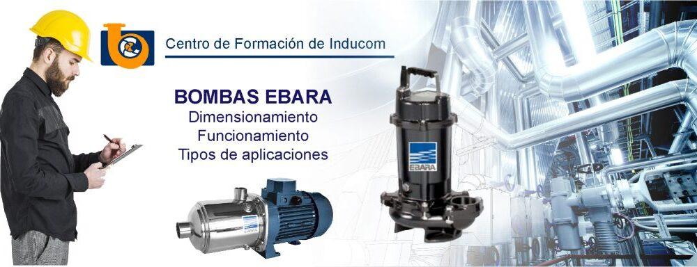 Funcionamiento de Bomga de Ebara