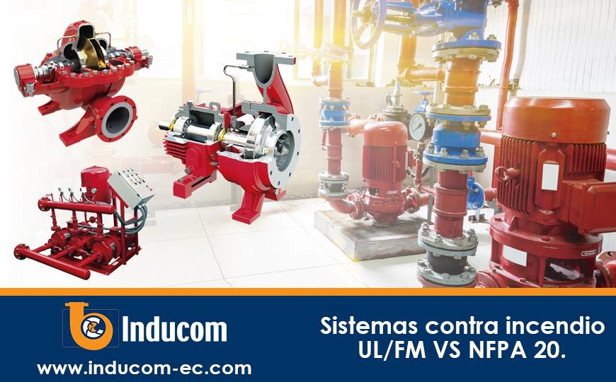 Sistemas contra incendios -FM-VS-NFPA