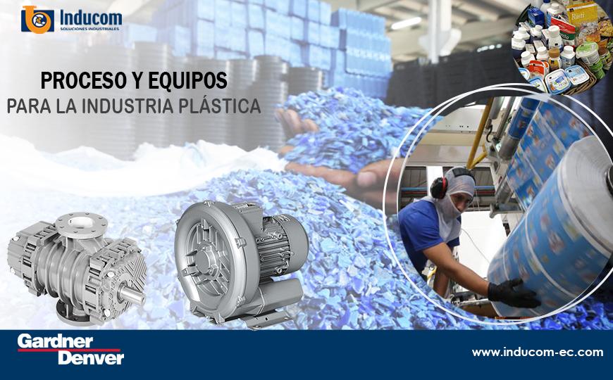 PROCESO Y EQUIPOS PARA LA INDUSTRIA PLASTICA formato blog