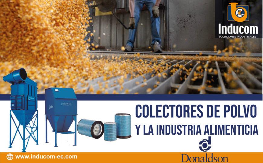 LOS COLECTORES DE POLVO Y LA INDUSTRIA ALIMENTICIA_Mesa de trabajo 1