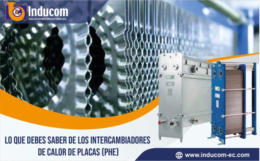 lo que debes saber de los intercambiadores de calor a placas PHE_ Link