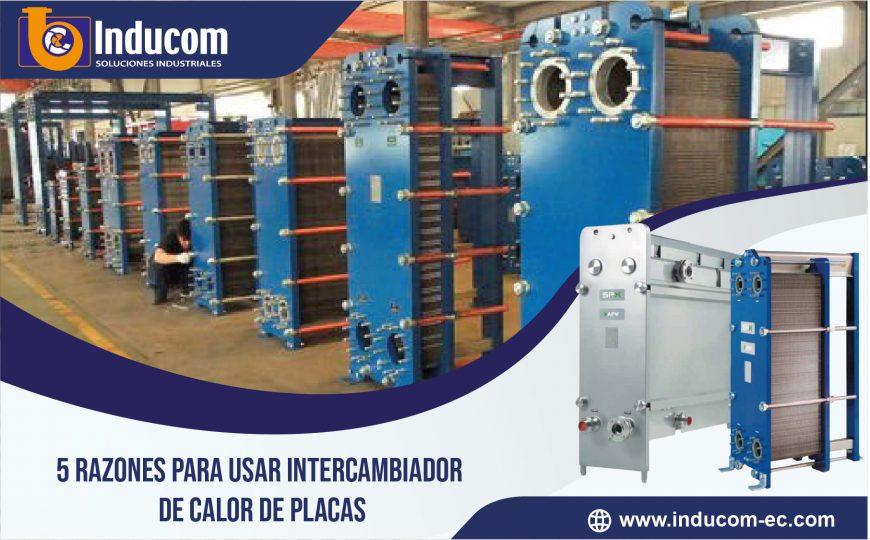 5 razones para usar intercambiador de calor de placas ec_Mesa de trabajo 1